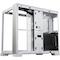 A small tile product image of Lian-Li PC-O11D Mini Mid Tower Case - White