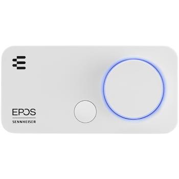 Product image of EPOS Gaming GSX 300 Snow USB Sound Card - Click for product page of EPOS Gaming GSX 300 Snow USB Sound Card