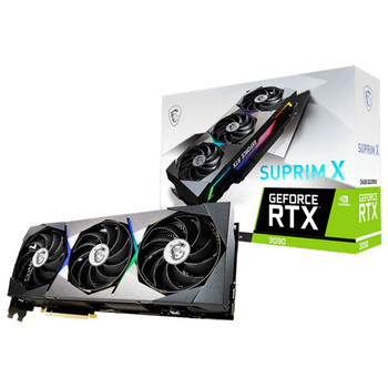 Product image of MSI GeForce RTX 3090 SUPRIM X 24GB GDDR6X - Click for product page of MSI GeForce RTX 3090 SUPRIM X 24GB GDDR6X