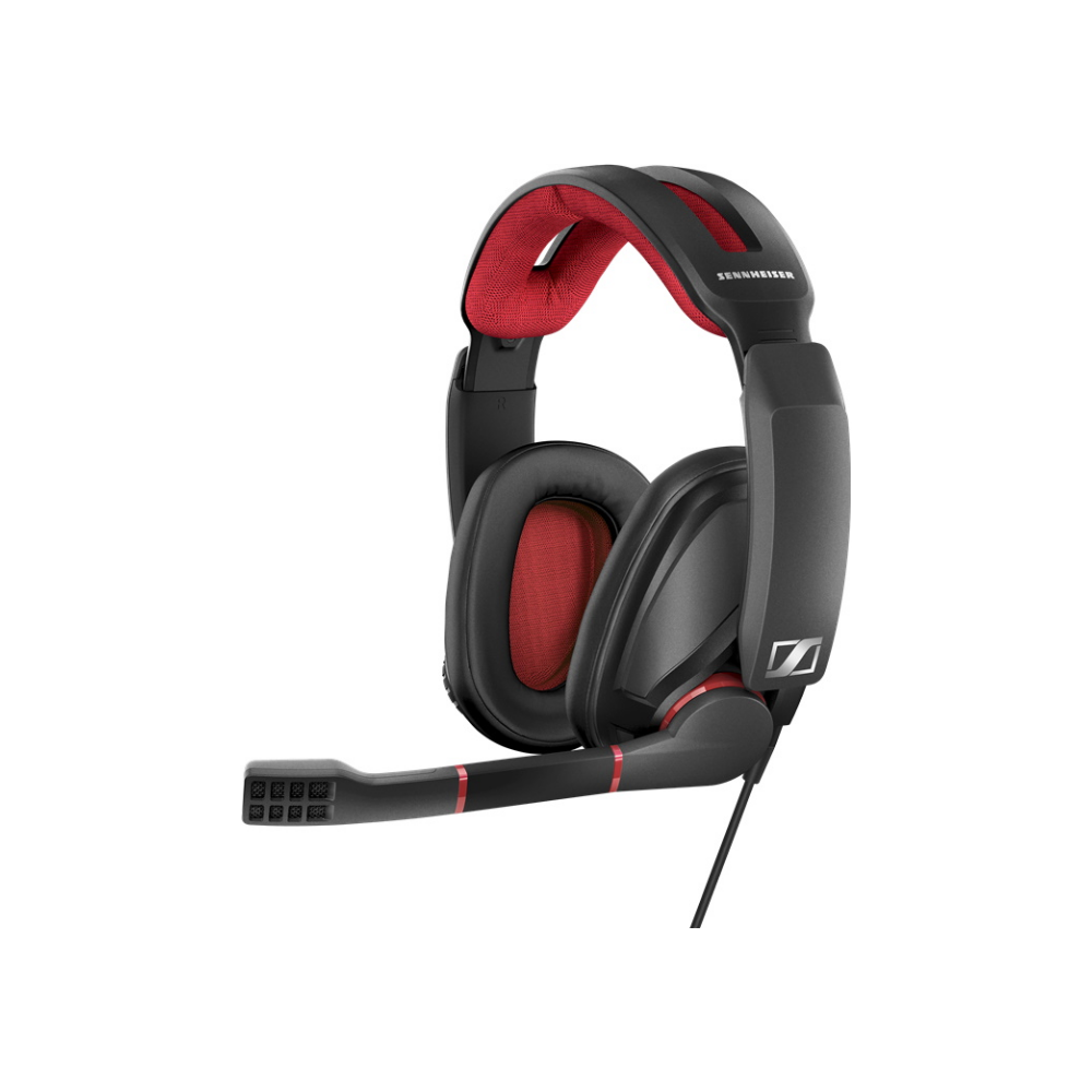 A large main feature product image of EPOS | Sennheiser Gaming GSP 350 Closed-Back 7.1 Gaming Headset