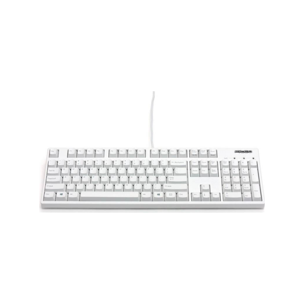 A large main feature product image of Filco Majestouch 2 Hakua Bluetooth/USB Mechanical Keyboard (Brown Switch)