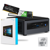 A product image of Intel 10th Gen i3 NUC DIY Starter Bundle