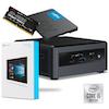 A product image of Intel 10th Gen i5 NUC DIY Starter Bundle