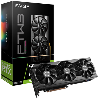 Product image of eVGA GeForce RTX 3060 Ti FTW3 Ultra 8GB GDDR6 - Click for product page of eVGA GeForce RTX 3060 Ti FTW3 Ultra 8GB GDDR6