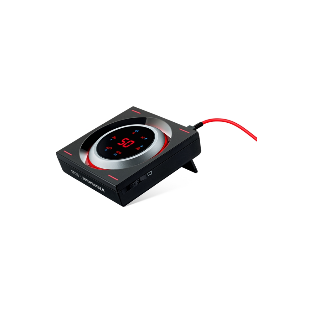 A large main feature product image of EPOS Gaming GSX 1000 Audio Amplifier