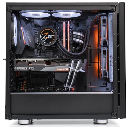 Product image of PLE Coal Custom Built Gaming PC - Click for product page of PLE Coal Custom Built Gaming PC
