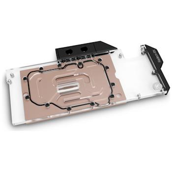 Product image of EK-Quantum Vector RX 6800/6900 Copper/Plexi GPU Waterblock - Click for product page of EK-Quantum Vector RX 6800/6900 Copper/Plexi GPU Waterblock