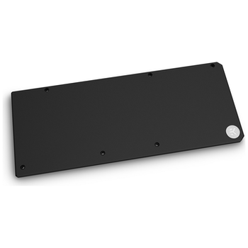 Product image of EK-Quantum Vector RX 6800/6900 Backplate - Black - Click for product page of EK-Quantum Vector RX 6800/6900 Backplate - Black