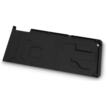 Product image of EK-Quantum Vector FTW3 RTX 3080/3090 Backplate - Black - Click for product page of EK-Quantum Vector FTW3 RTX 3080/3090 Backplate - Black