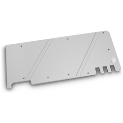Product image of EK-Quantum Vector Trio RTX 3080/3090 Backplate - Nickel - Click for product page of EK-Quantum Vector Trio RTX 3080/3090 Backplate - Nickel