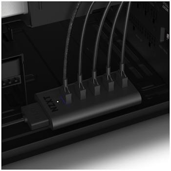 Product image of NZXT Gen 3 4 Port Internal USB2.0 Hub - Click for product page of NZXT Gen 3 4 Port Internal USB2.0 Hub
