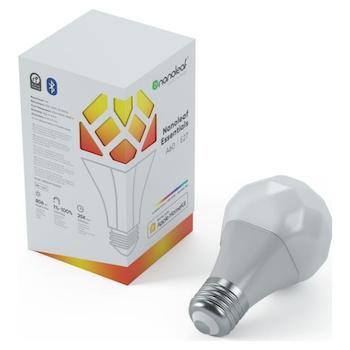 Product image of NANOLEAF Essentials Smart Bulb E27 - White - Click for product page of NANOLEAF Essentials Smart Bulb E27 - White
