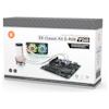 A product image of EK Classic Kit D-RGB P240 AIO Liquid Cooling Kit - Black Nickel Edition