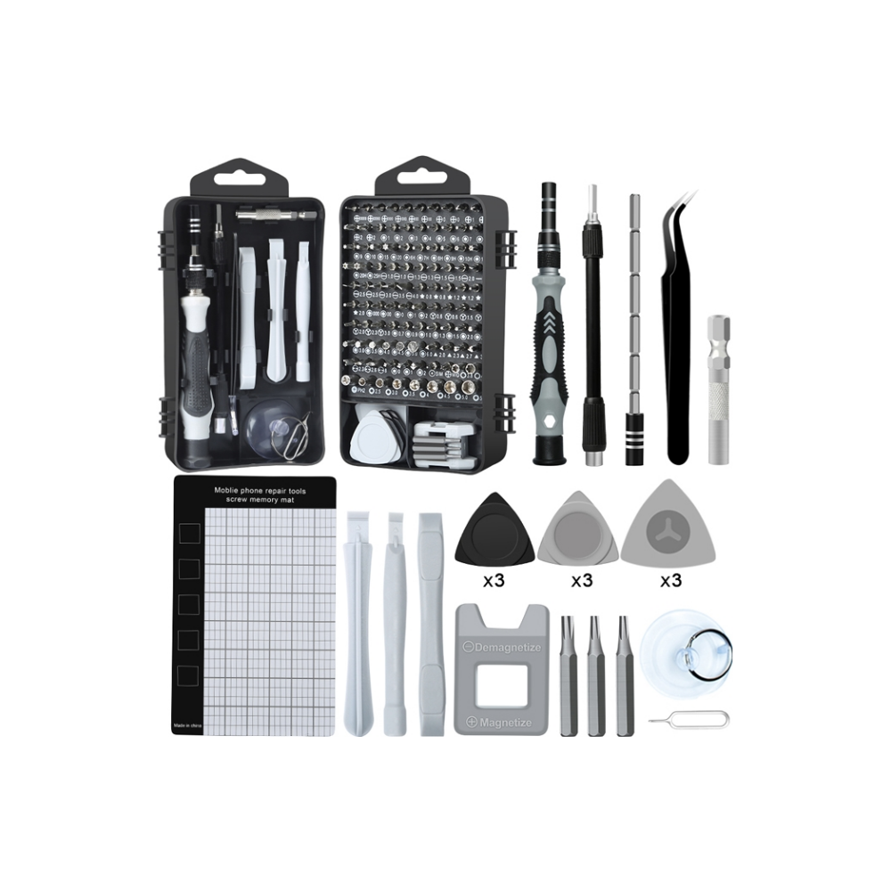 A large main feature product image of King'sdun Multi-function Screwdriver Set For Laptop & Phone