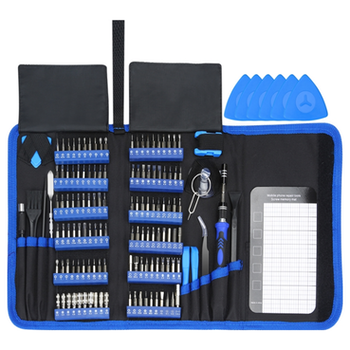 Product image of King'sdun 140 in 1 Multifunction Screwdriver Kit - Click for product page of King'sdun 140 in 1 Multifunction Screwdriver Kit