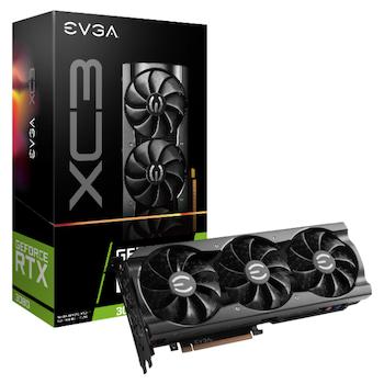 Product image of eVGA GeForce RTX 3080 XC3 10GB GDDR6X - Click for product page of eVGA GeForce RTX 3080 XC3 10GB GDDR6X