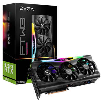 Product image of eVGA GeForce RTX 3080 FTW3 Ultra 10GB GDDR6X - Click for product page of eVGA GeForce RTX 3080 FTW3 Ultra 10GB GDDR6X