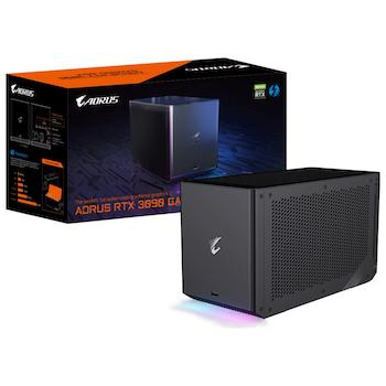 Product image of Gigabyte Aorus RTX 3090 eGPU Gaming Box - Click for product page of Gigabyte Aorus RTX 3090 eGPU Gaming Box