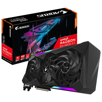 Product image of Gigabyte Radeon RX 6800 XT Aorus Master 16GB GDDR6 w/ Type-C - Click for product page of Gigabyte Radeon RX 6800 XT Aorus Master 16GB GDDR6 w/ Type-C