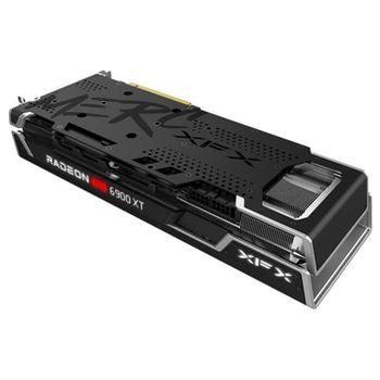 Product image of XFX Radeon RX 6900 XT Speedster MERC 319 Black 16GB GDDR6 - Click for product page of XFX Radeon RX 6900 XT Speedster MERC 319 Black 16GB GDDR6