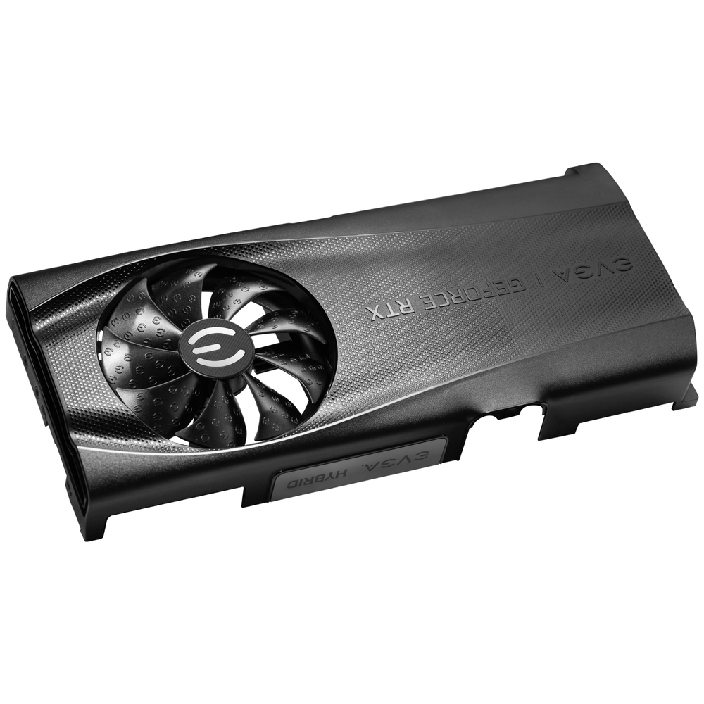 A large main feature product image of eVGA FTW3 Hybrid Cooling Upgrade Kit