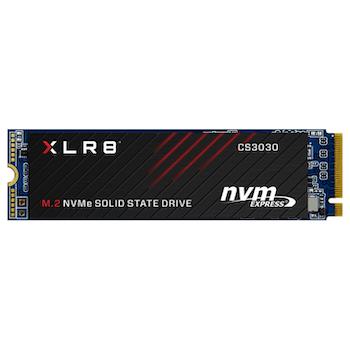 Product image of PNY XLR8 2TB NVMe PCIe Gen 3 M.2 SSD - Click for product page of PNY XLR8 2TB NVMe PCIe Gen 3 M.2 SSD