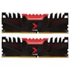 A product image of PNY XLR8 16GB (2x8GB) DDR4 C16 3200MHz