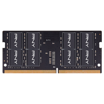 Product image of PNY Performance 32GB DDR4 C19 1.2v SO-DIMM 2666Mhz - Click for product page of PNY Performance 32GB DDR4 C19 1.2v SO-DIMM 2666Mhz