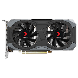 Product image of PNY GeForce GTX 1660 Super XLR8 OC Edition 6GB GDDR6 - Click for product page of PNY GeForce GTX 1660 Super XLR8 OC Edition 6GB GDDR6