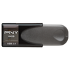 A product image of PNY Turbo Attaché 4 64GB USB 3.0 Flash Drive
