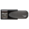 A product image of PNY Turbo Attaché 4 32GB USB 3.0 Flash Drive