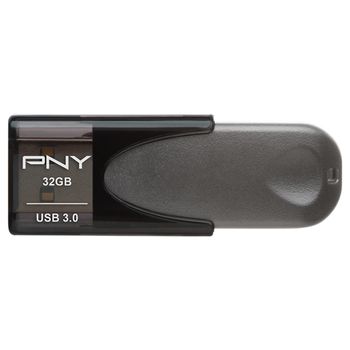 Product image of PNY Turbo Attaché 4 32GB USB 3.0 Flash Drive - Click for product page of PNY Turbo Attaché 4 32GB USB 3.0 Flash Drive