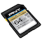 A small tile product image of PNY 64GB Elite-X Class 10 U3 SD Flash Card