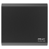 A product image of PNY 500GB Pro Elite USB 3.1 Gen 2 USB-C Portable SSD