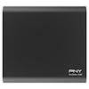 A product image of PNY 1TB Pro Elite USB 3.1 Gen 2 USB-C Portable SSD