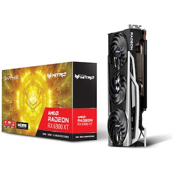 Product image of Sapphire Radeon RX 6900 XT NITRO+ 16GB GDDR6 - Click for product page of Sapphire Radeon RX 6900 XT NITRO+ 16GB GDDR6