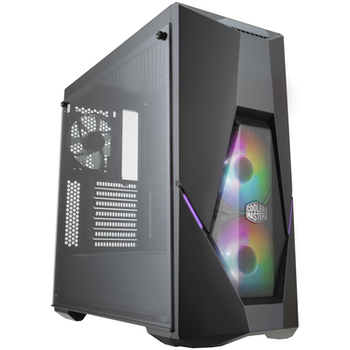 Product image of Cooler Master MasterBox K500 ARGB ATX Mid Tower Case - Click for product page of Cooler Master MasterBox K500 ARGB ATX Mid Tower Case
