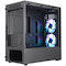 A small tile product image of Cooler Master MasterBox MB311L ARGB mATX Mini Tower Case