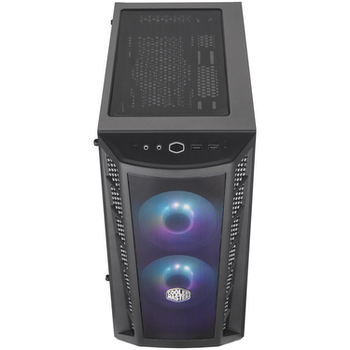 Product image of Cooler Master MasterBox MB311L ARGB mATX Mini Tower Case - Click for product page of Cooler Master MasterBox MB311L ARGB mATX Mini Tower Case