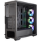 A small tile product image of Cooler Master MasterBox MB511 ARGB ATX Mid Tower Case