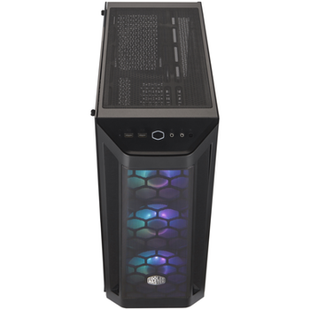 Product image of Cooler Master MasterBox MB511 ARGB ATX Mid Tower Case - Click for product page of Cooler Master MasterBox MB511 ARGB ATX Mid Tower Case