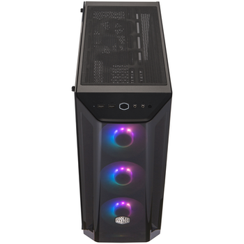 Product image of Cooler Master MasterBox MB520 ARGB ATX Mid Tower - Click for product page of Cooler Master MasterBox MB520 ARGB ATX Mid Tower