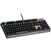 A product image of Cooler Master MasterKeys CK350 RGB Mechanical Keyboard - MX Brown