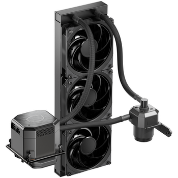 Product image of Cooler Master MasterLiquid ML360 Sub-Zero AIO Lquid Cooler - Click for product page of Cooler Master MasterLiquid ML360 Sub-Zero AIO Lquid Cooler