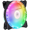 A small tile product image of Cooler Master MasterFan MF120 Prismatic ARGB Triple Loop 120mm Fan