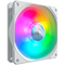 A small tile product image of Cooler Master SickleFlow 120 ARGB White Edition 120mm Cooling Fan - 3 Pack