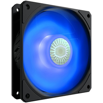 Product image of Cooler Master SickleFlow 120 LED 120mm Cooling Fan - Blue - Click for product page of Cooler Master SickleFlow 120 LED 120mm Cooling Fan - Blue