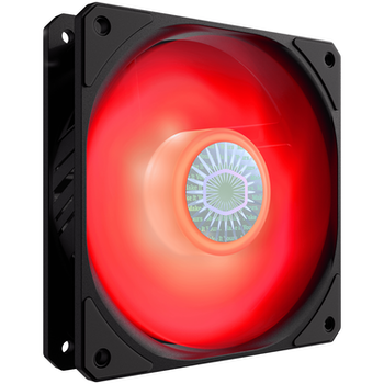 Product image of Cooler Master SickleFlow 120 LED 120mm Cooling Fan - Red - Click for product page of Cooler Master SickleFlow 120 LED 120mm Cooling Fan - Red