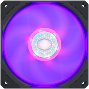Product image of Cooler Master SickleFlow 120 RGB 120mm Cooling Fan - Click for product page of Cooler Master SickleFlow 120 RGB 120mm Cooling Fan