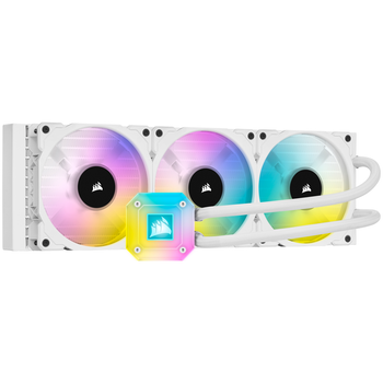 Product image of Corsair iCue H150i ELITE Capellix AIO Liquid CPU Cooler - Click for product page of Corsair iCue H150i ELITE Capellix AIO Liquid CPU Cooler